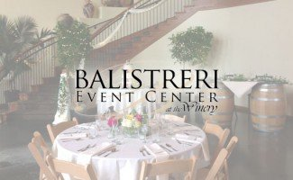 Information on our Balistreri Event Center