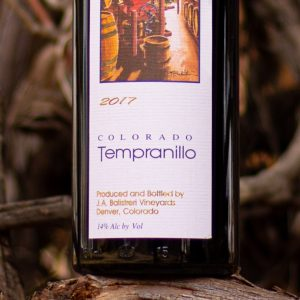 2017 Colorado Tempranillo | (Talbott Vineyard)