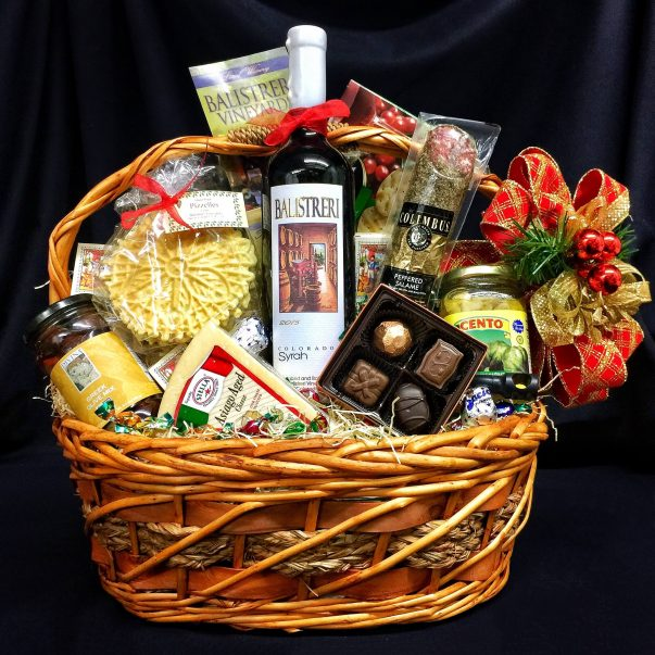 The Vineyard Basket