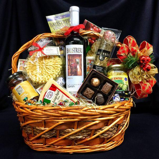 The Vineyard Basket