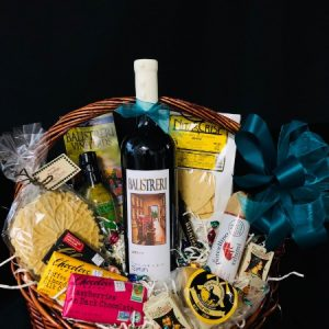The Colorado Vineyard Basket