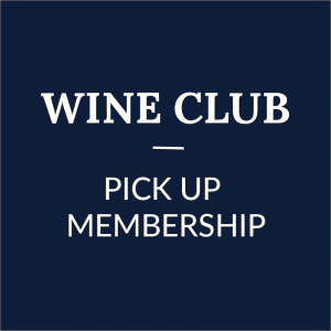 Wine Club | Pick Up