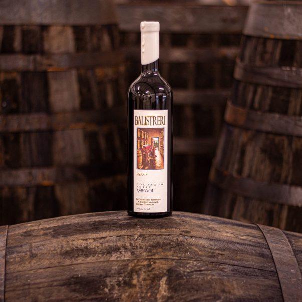 Reserve 2017 Colorado Petit Verdot | (CVS Vineyard)