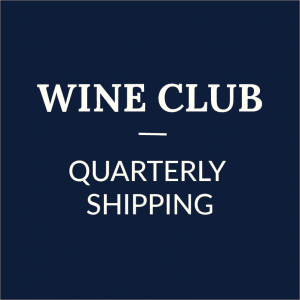 Wine Club | Quarterly Shipping