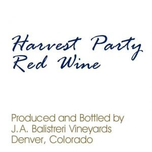 Harvest Party Red