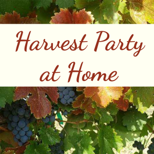 Harvest Party at Home 2020