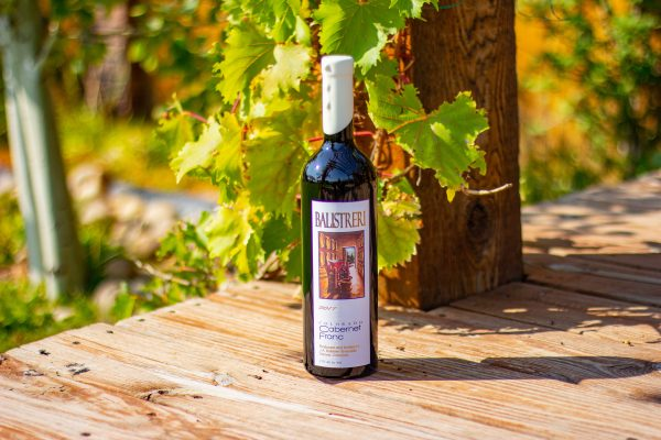 October 2020  | 17′ Black Bear Orchard Cab Franc!