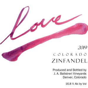 Special Release! : 2019 Colorado Zinfandel