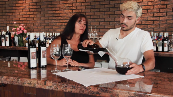 How to Decant Natural Wine! Balistreri's Decanting Guide