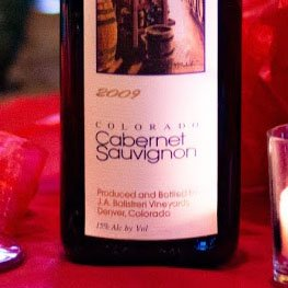2009 Colorado Cabernet Sauvignon (Lovies Vineyard)