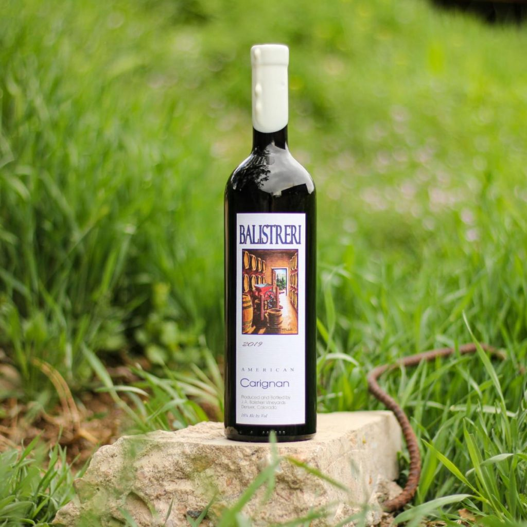 Balistreri Wine of the Month May 2021 | 2019 Carignan