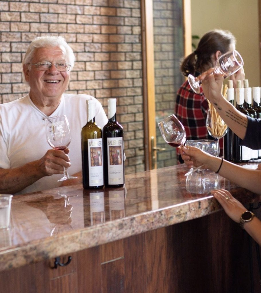 Balistreri Wine Tasting