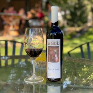 2019 American Sangiovese -24 Month Barrel Aged